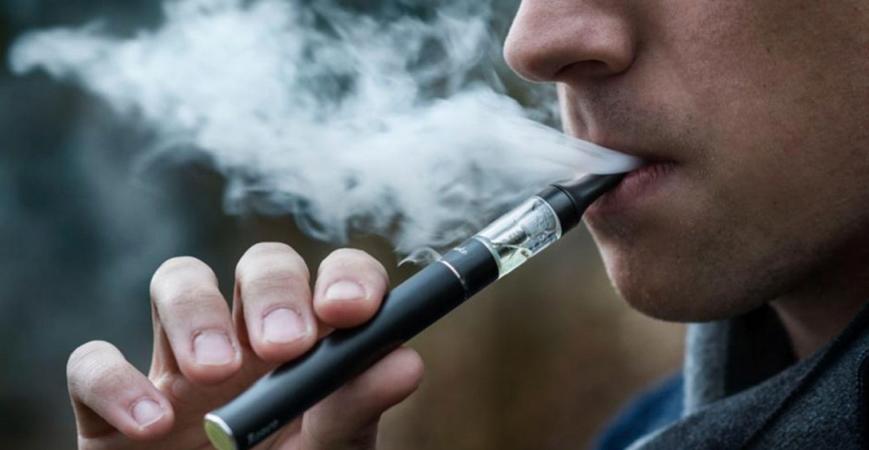 Η χρήση ηλεκτρονικού τσιγάρου από πρώην καπνιστές βελτιώνει την υγεία του αναπνευστικού συστήματος